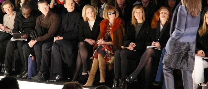 Mujeres de Moda Wintour