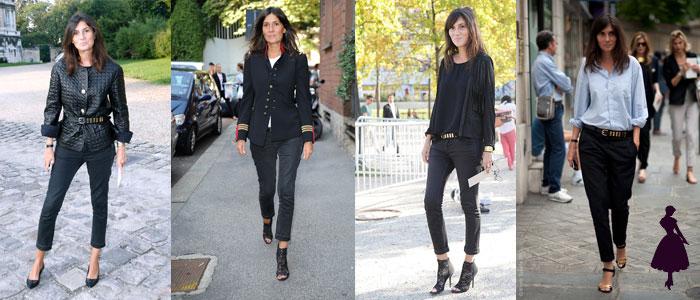 Mujeres de moda Emmanuelle