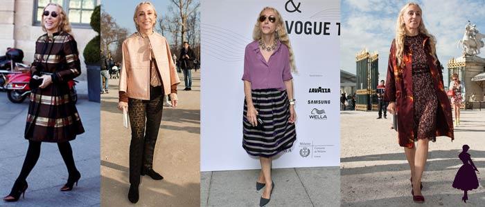 Mujeres de moda Franca Sozzani