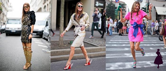 Mujeres de moda dello Russo