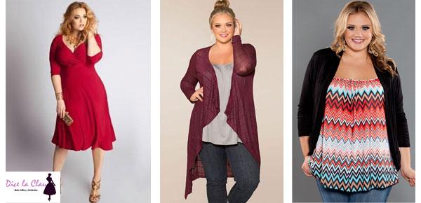 Moda Plus Size tiendas