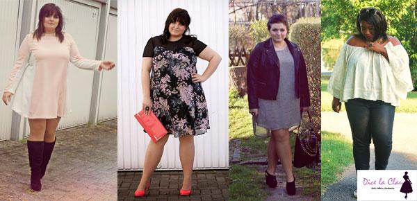 Moda Plus Size bloguera