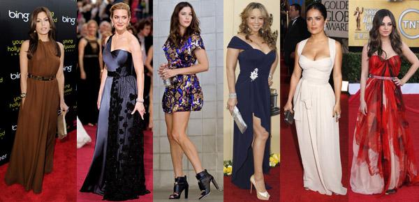 Moda Plus Size Celebridades