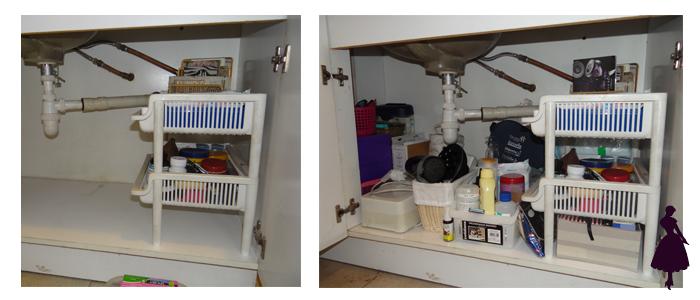 Organizador De Baño Easy:para ti cada uno guardará alguna familia de productos veamos