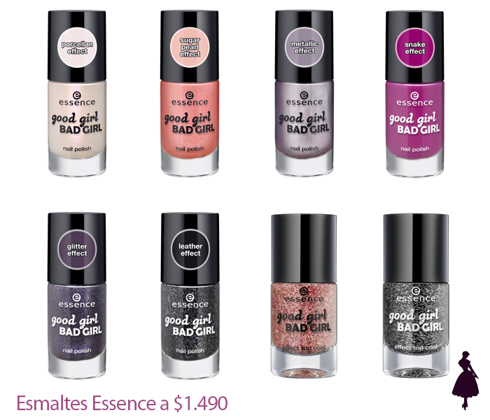 DBS Beauty Store EsmaltesEssence