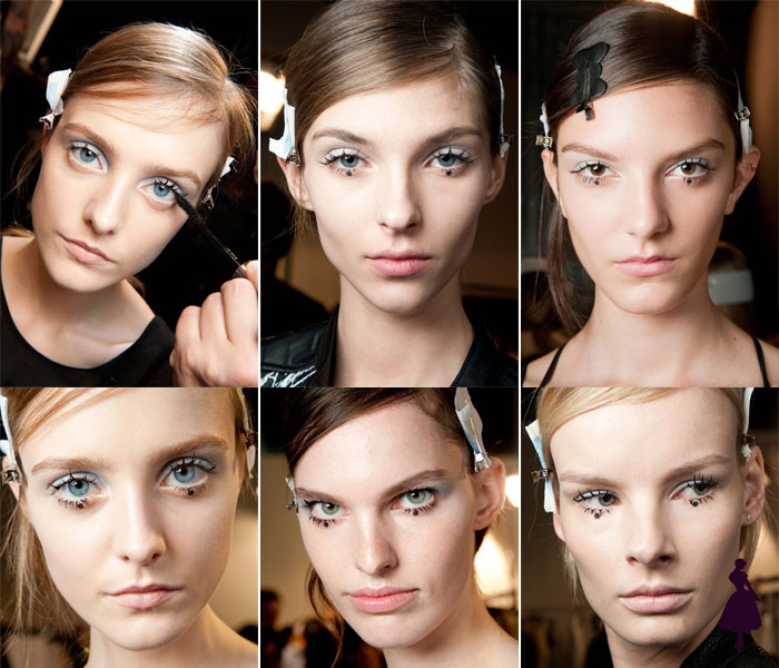 Clumpy Lashes Rochas