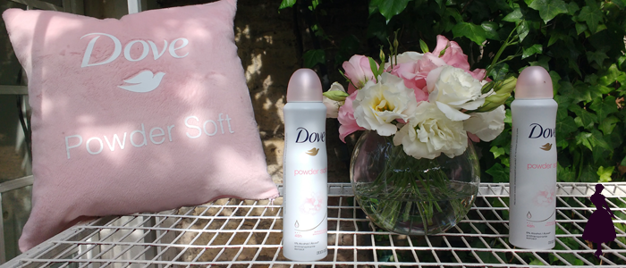 Dove Powder Soft Decoracion