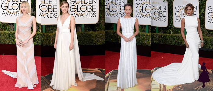 Golden Globe 2016 Blanco