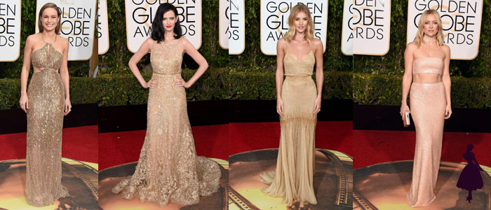 Golden Globe 2016 Brillo