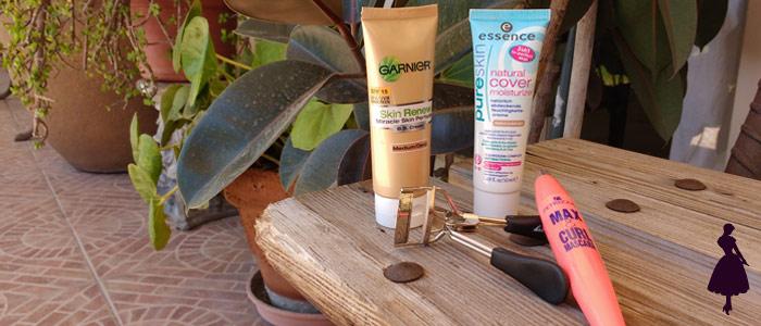 Maquillaje para el trabajo cremas