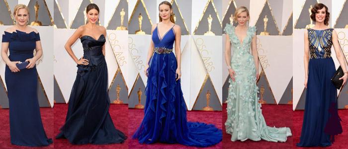 Vestidos de los Oscar Oceanico