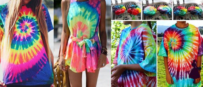 Boho Chic Tie Dye