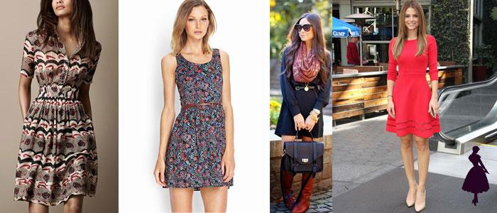 Prendas de transición vestidos
