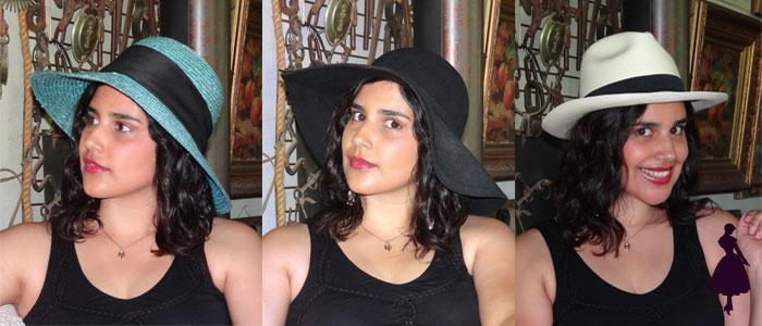 Sombreros propios