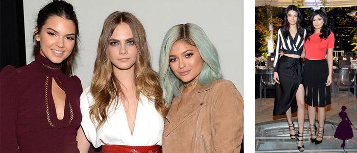 Kendall Jenner Cara