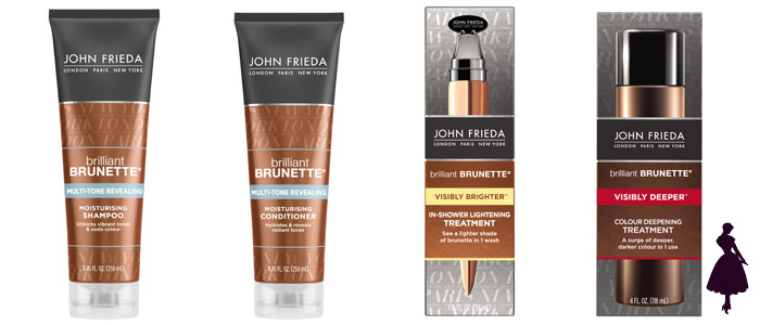 Brilliant Brunette Productos