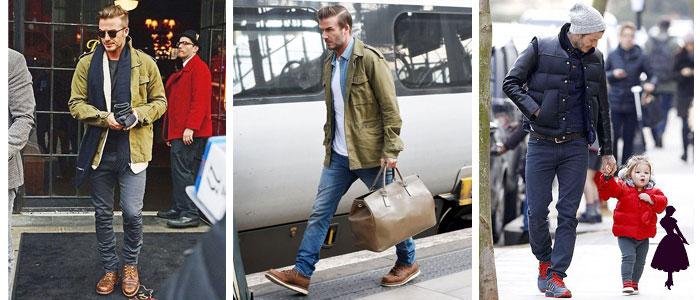 David Beckham Capas
