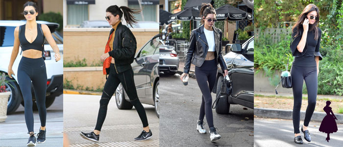 Athleisure Kendall Jenner