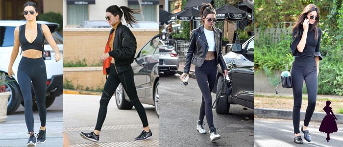 Athleisure Kendall Jenner
