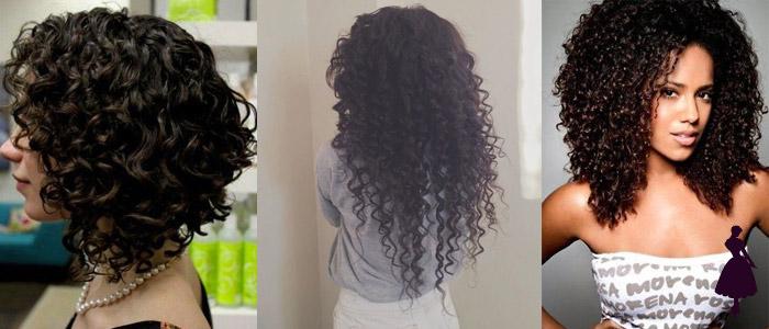 Gel de linaza cabello rizado