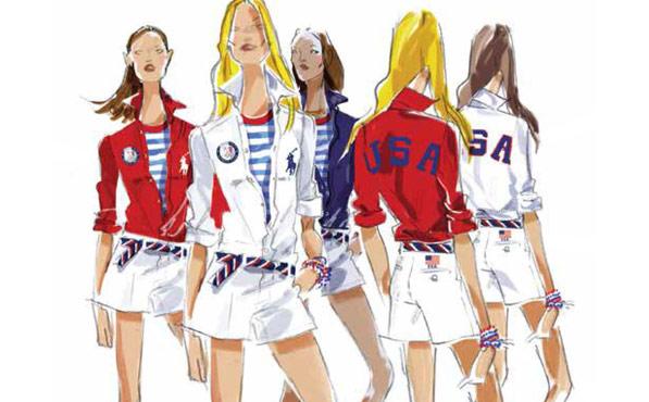 Uniforme Juegos Olímpicos