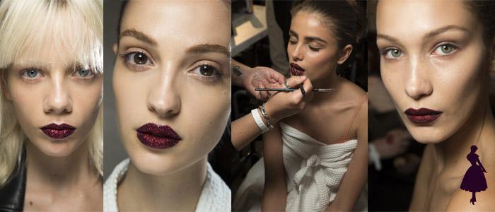 Vampy Lips Versace