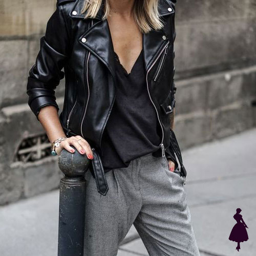 Biker Jacket Athleisure
