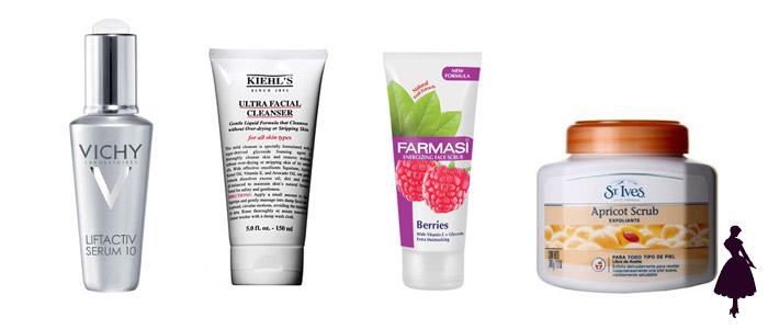 Recupera tu piel productos