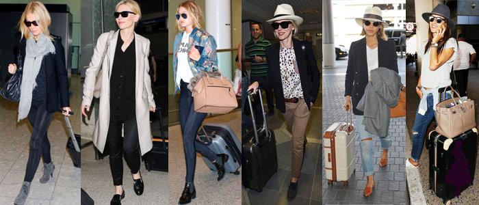 Street Style de Aeropuerto Gafas y Sombreros