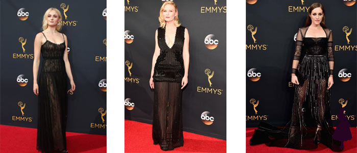 Emmy 2016 Transparencias