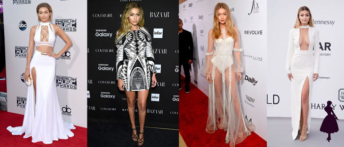 Estilo under 21 Gigi Hadid Formal