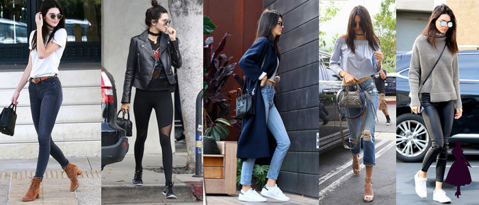 Estilo under 21 Kendall Jenner Casual