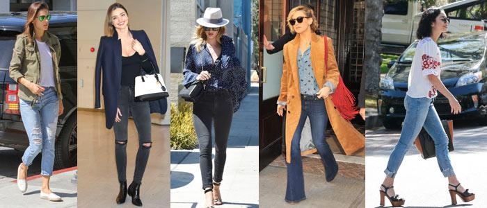 Jeans Celebridades