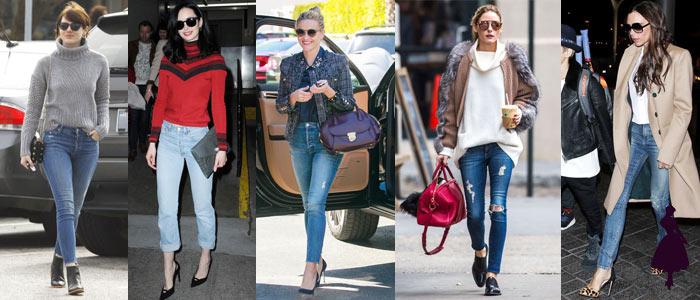 Jeans Celebrities