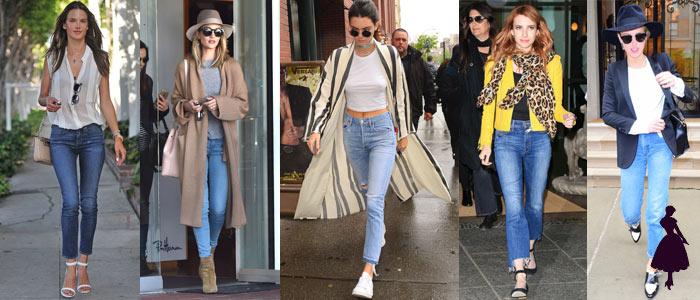 Jeans Famosas
