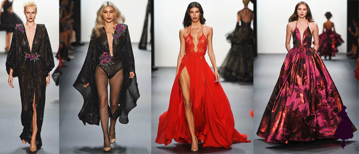 Michael Costello Escote profundo