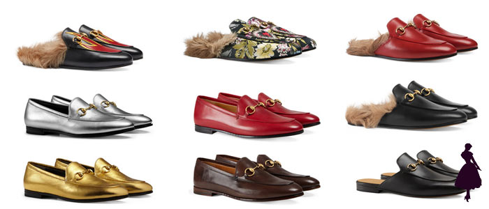 Mocasines Gucci Varios