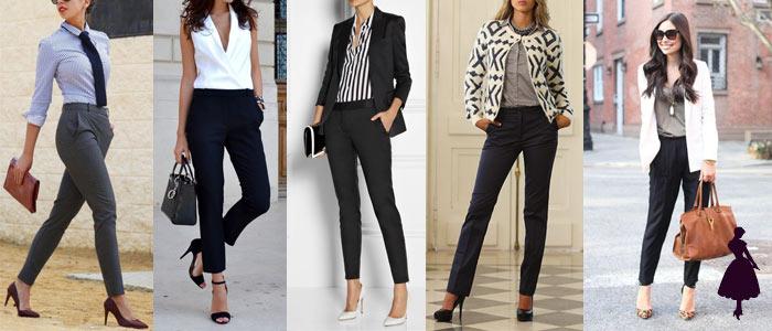 Pantalón de vestir outfits