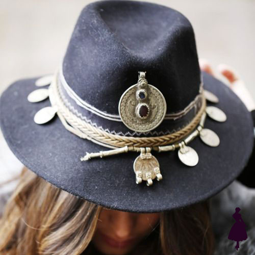 Sombreros folk