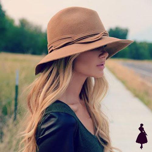 Sombreros adorno