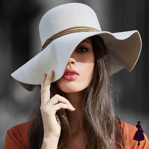 Sombreros pamela