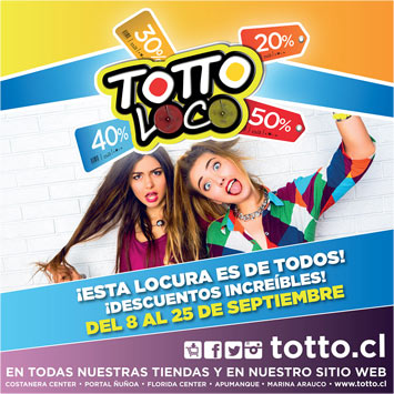 Totto Loco Flyer