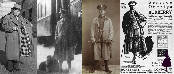 Trench Coat Historia