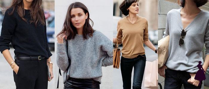 Sweater de cachemira Varios