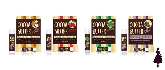 Cocoa Butter Variedades