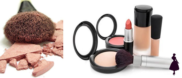 Cuidar el maquillaje productos
