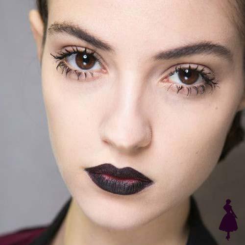 Maquillaje para fiestas cumpy lashes