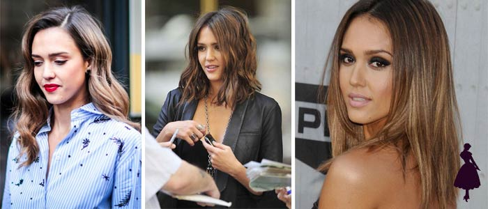 Tiger Eye Hair Jessica Alba