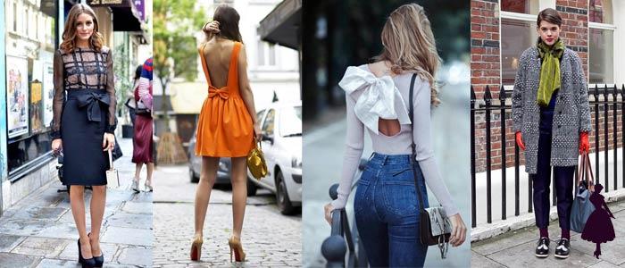 Vestuario con lazos Street Style