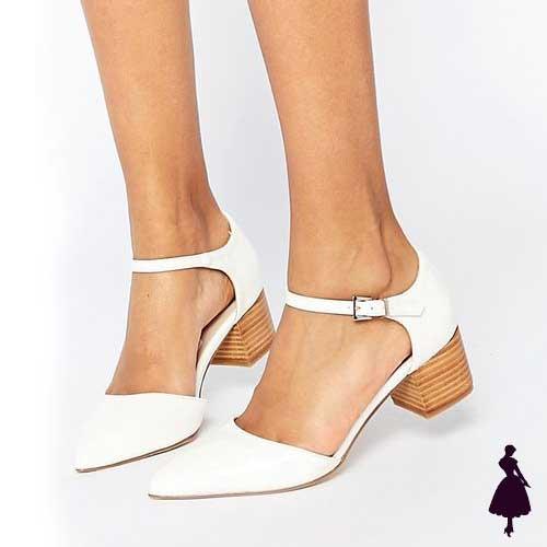 Zapato Bajo Madera